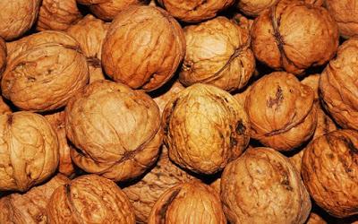 Walnut, nuts, walnuts, seeds