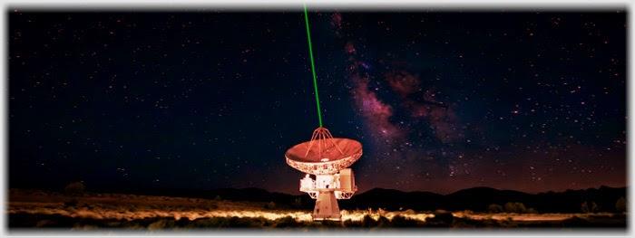 contato extraterrestre sinais de rádio