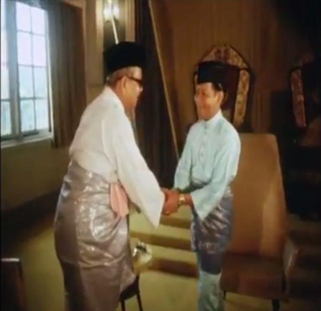 Warisan Raja Permaisuri Melayu Kdymm Tuanku Abdul Halim Dan Ytm Tunku Abdul Rahman Putra