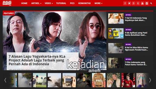 malesbanget com 5 Blog Bisnis Startup Milik Artis Indonesia
