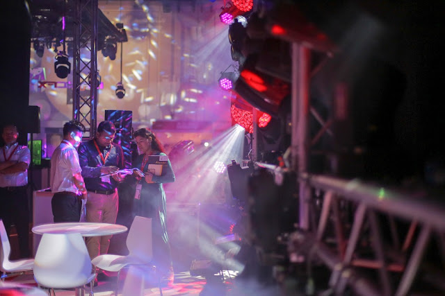 Prolight + Sound Middle 2018 set to dazzle as events and entertainment sector continues to surge