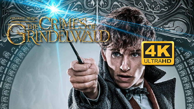 Animales fantásticos: Los crímenes de Grindelwald (2018) 4K UHD 2160p Latino-Castellano-Ingles
