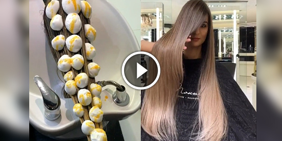 10+ Amazing Hair Color Transformations 2017 - See Video!