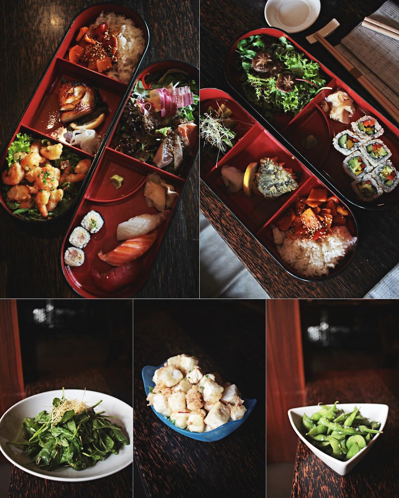bentobox lunch mandarin oriental matsuhisa