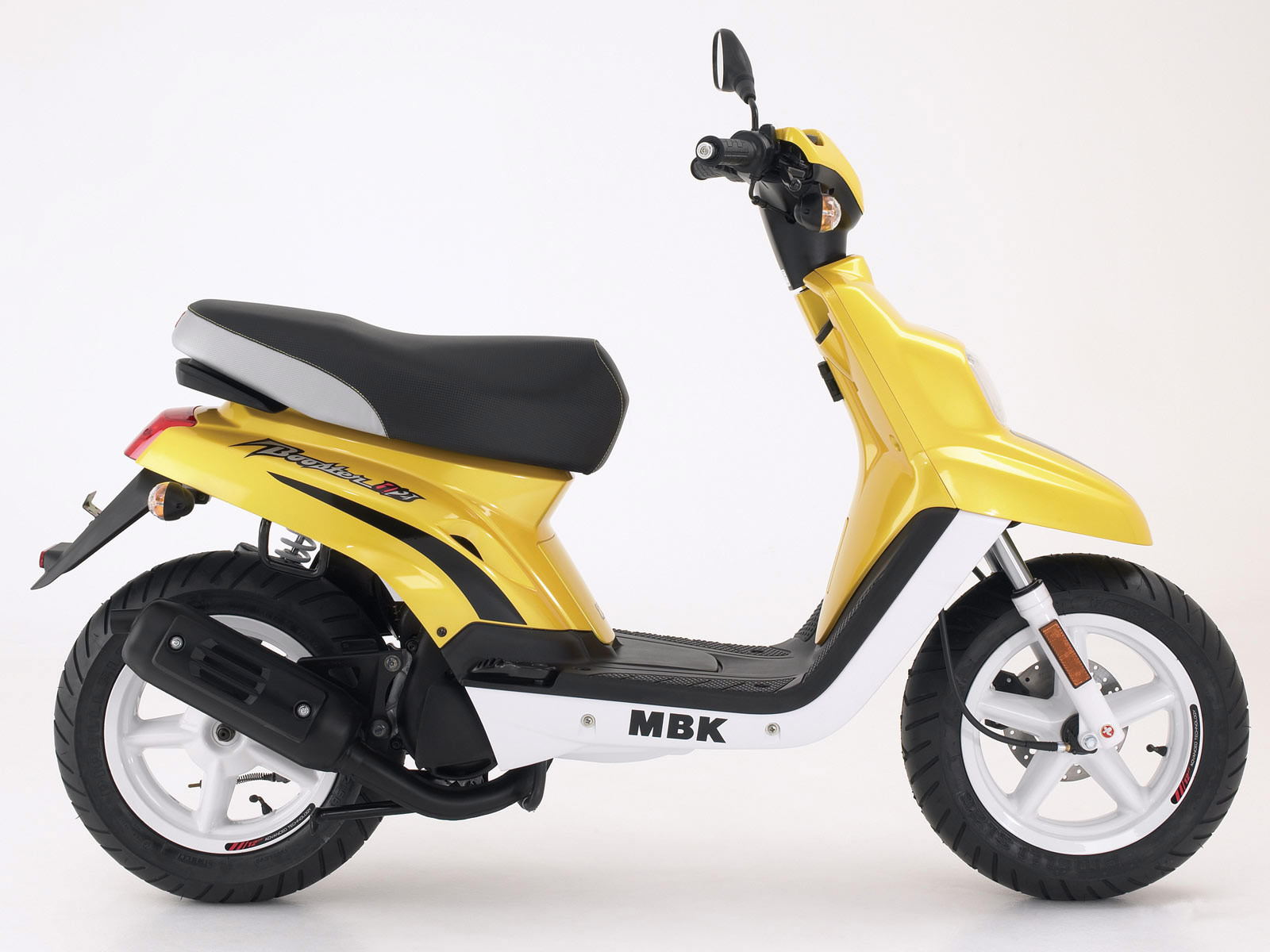 2006 Mbk Booster 12inch Scooter Pictures Specifications