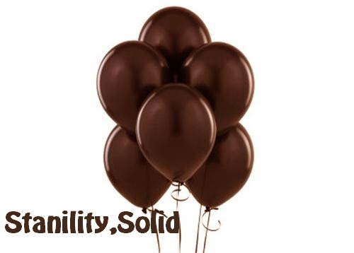 Brown Colour Balloon, Dress Code