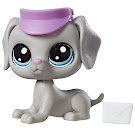 Littlest Pet Shop Series 1 Pet Pairs Bill Weimaran (#1-107) Pet