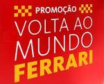 Promoção Volta ao Mundo Ferrari Santander santander.com.br/promocaoferrari