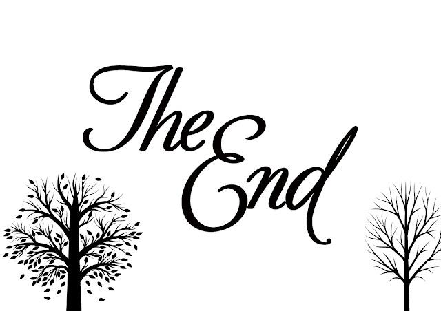 The End: Пустые баночки за ноябрь