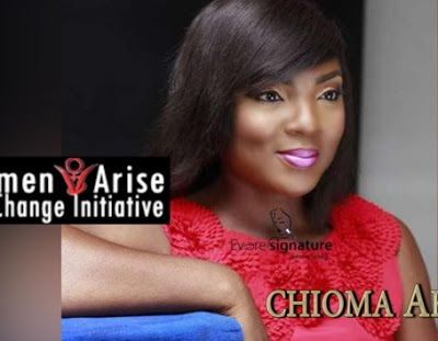 Photos: Chioma Chukwuka Akpotha Becomes Women Arise Ambassador