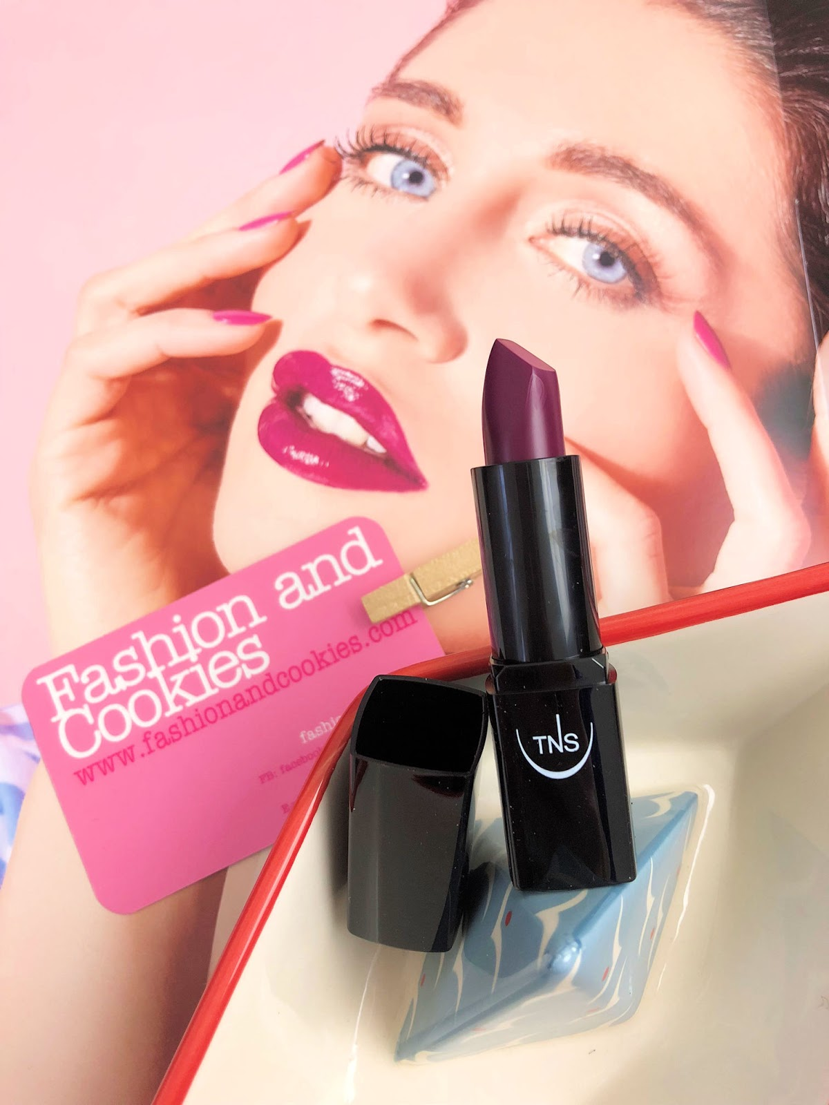 TNS rossetto Venere su Fashion and Cookies beauty blog, beauty blogger
