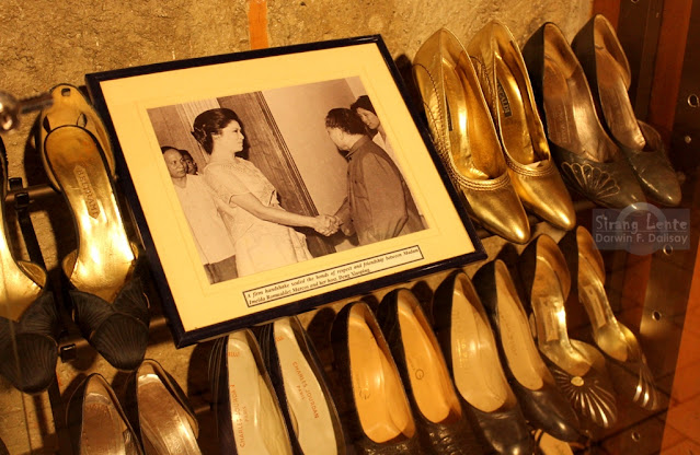 Imelda Marcos Shoes Collection