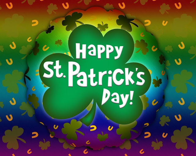 Happy St Patrick's Day 2017 Images, Pictures, Greetings & HD Cards
