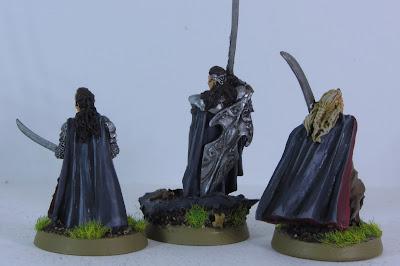 Elrond, Gil-Galad, Glorfindel