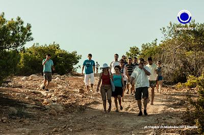 Γαύδος, Κάθοδος της ομάδας Νίκου Λυγερού προς το νοτιότερο άκρο της Ευρώπης, Ακρωτήρι Τρυπητή