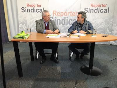 """""""O Senado está servindo às elites brasileiras e ao capital"""", diz Neto no programa Repórter Sindical"""