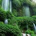 Benang Kelambu Waterfall Lombok Nusa Tenggara Barat