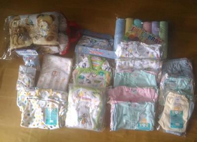 Persiapan Perlengkapan Pakaian Bayi Untuk Bepergian