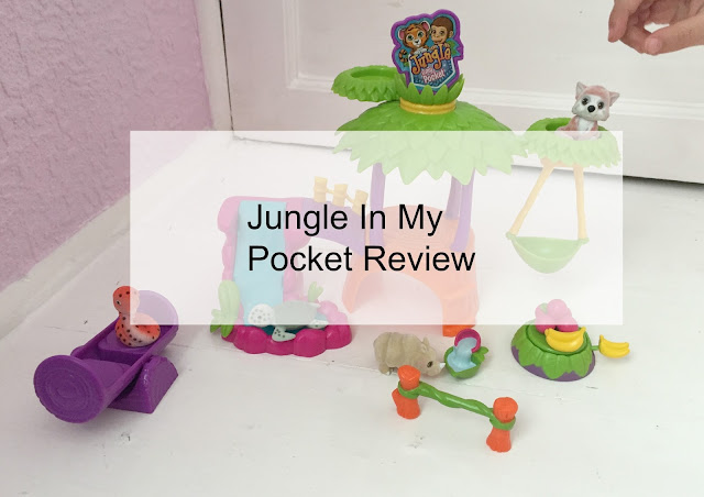 Jungle in my pocket review