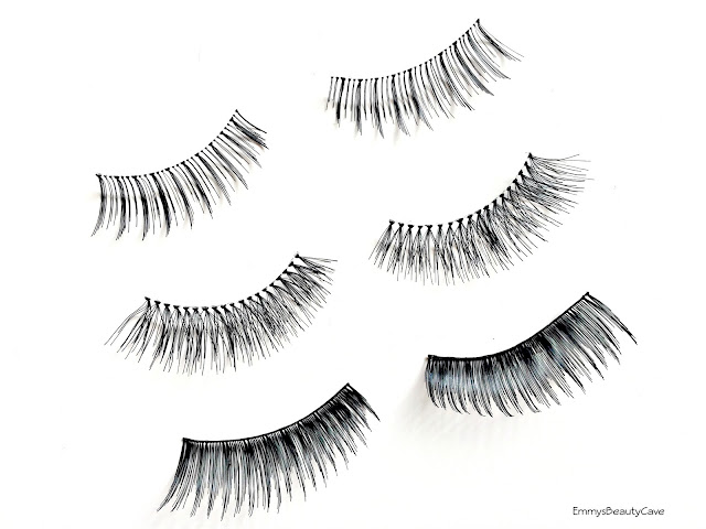 Nouveau False Lashes, False Eye Lashes, How To Apple False Lashes