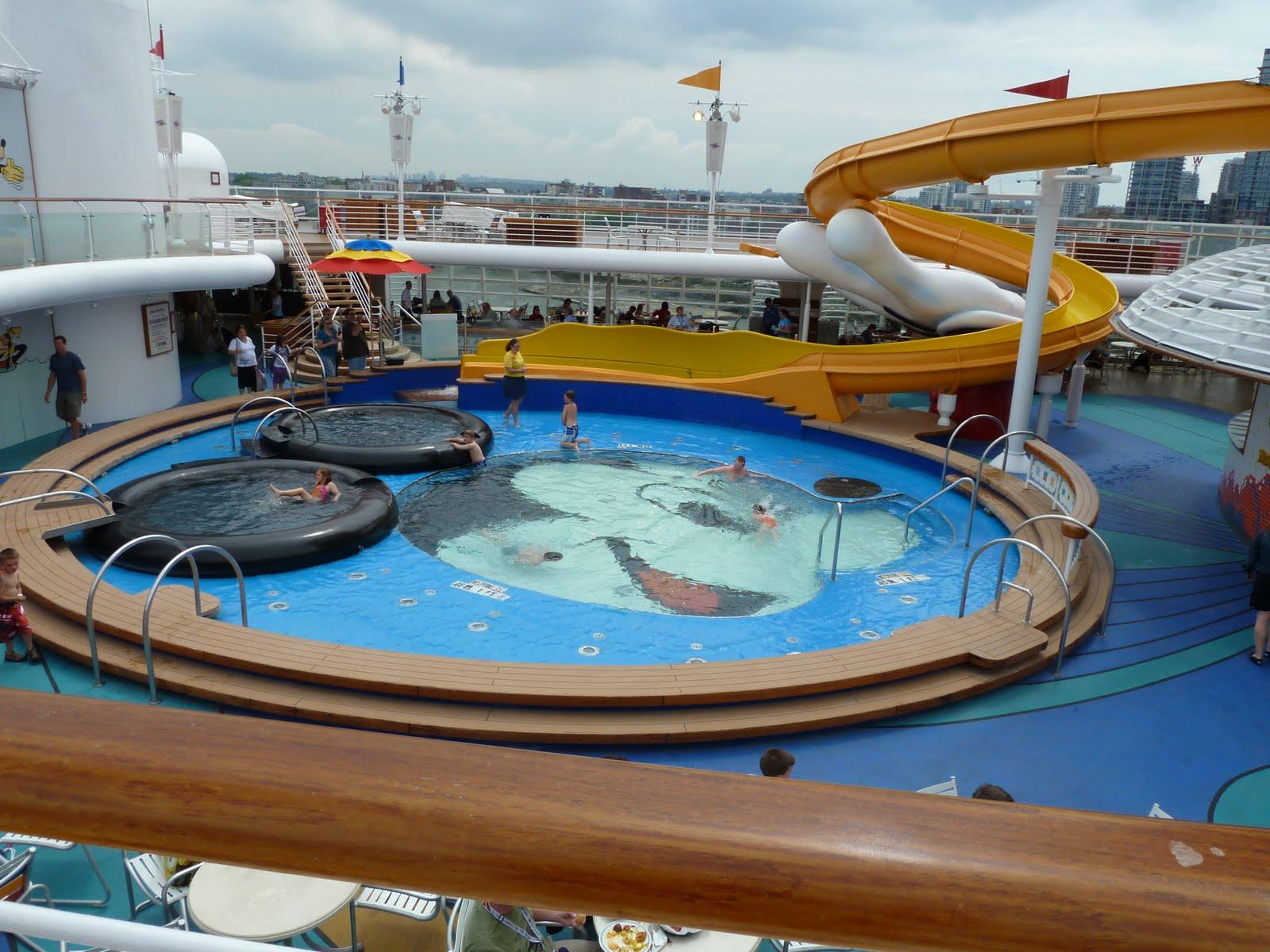 Putaansuu Post: At Sea On Disney Wonder