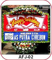 Papan Bunga Pernikahan