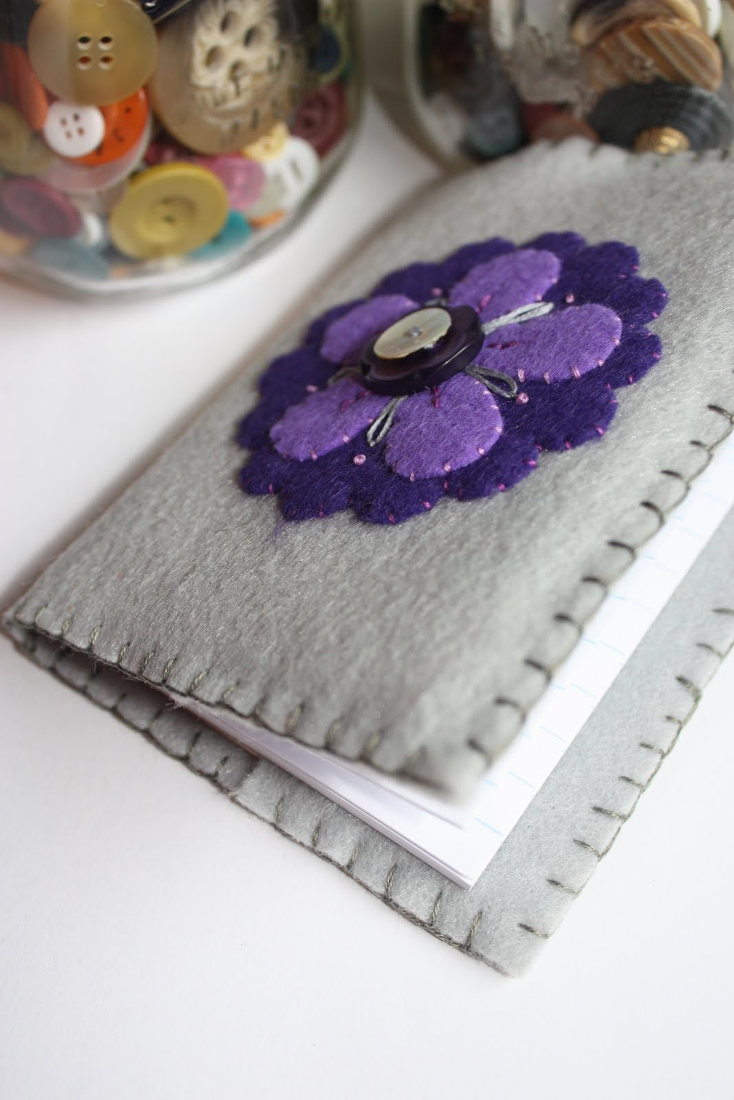 Embellished Notebook Cover With Tutorial Lime Riot