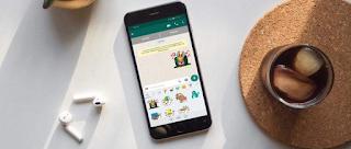 Fitur Terbaru, Cara Menggunakan Stiker untuk WhatsApp