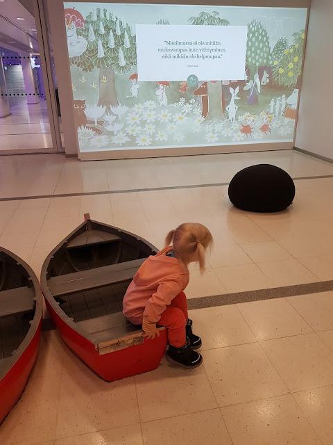 muumimuseossa