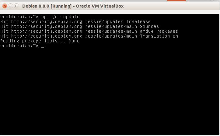 install nginx latest version debian