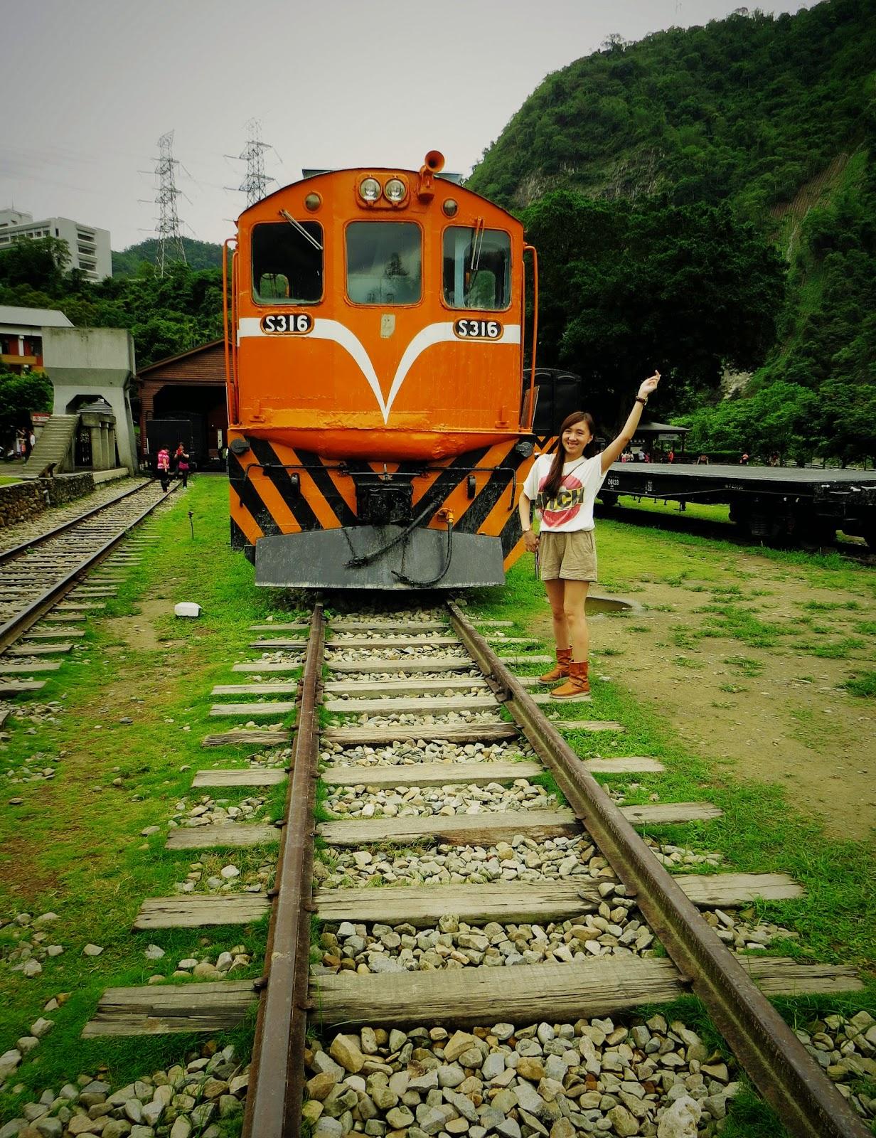 Lingwhatever's blog: 臺中 Family Trip (五) - 集集,車埕篇