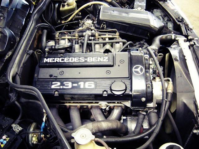 w201 engine