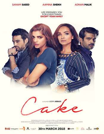Cake (2018) Hindi 480p HDRip x264 350MB ESubs Movie Download