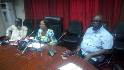 MOFA AND MEDIA ROUND TABLE ON( FALL ARMYWORM)