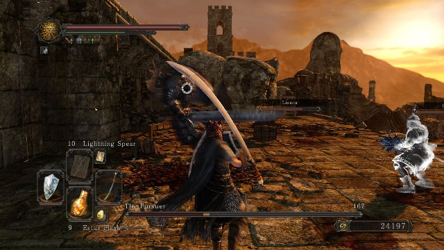 Download Dark Souls 2 PC Games Gameplay