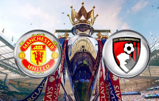 Live Streaming Manchester United vs Bournemouth Sabtu 4 Maret 2017