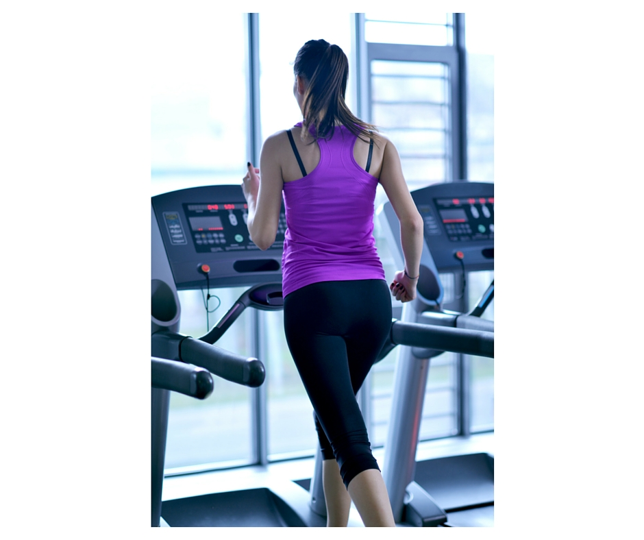 how to get fit fast on a treadmill