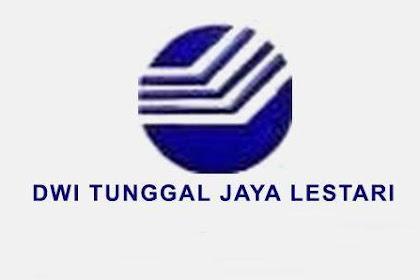 Lowongan Kerja PT. Dwi Tunggal Jaya Lestari Perawang November 2018