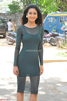 Simran Choudhary Cute beauty with dimples in transparent Green Tight Short Dress ~  Exclusive 021.jpg