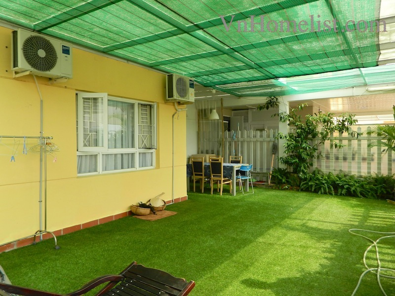 APARTMENT FOR RENT in Vung Tau PRIVATE YARD