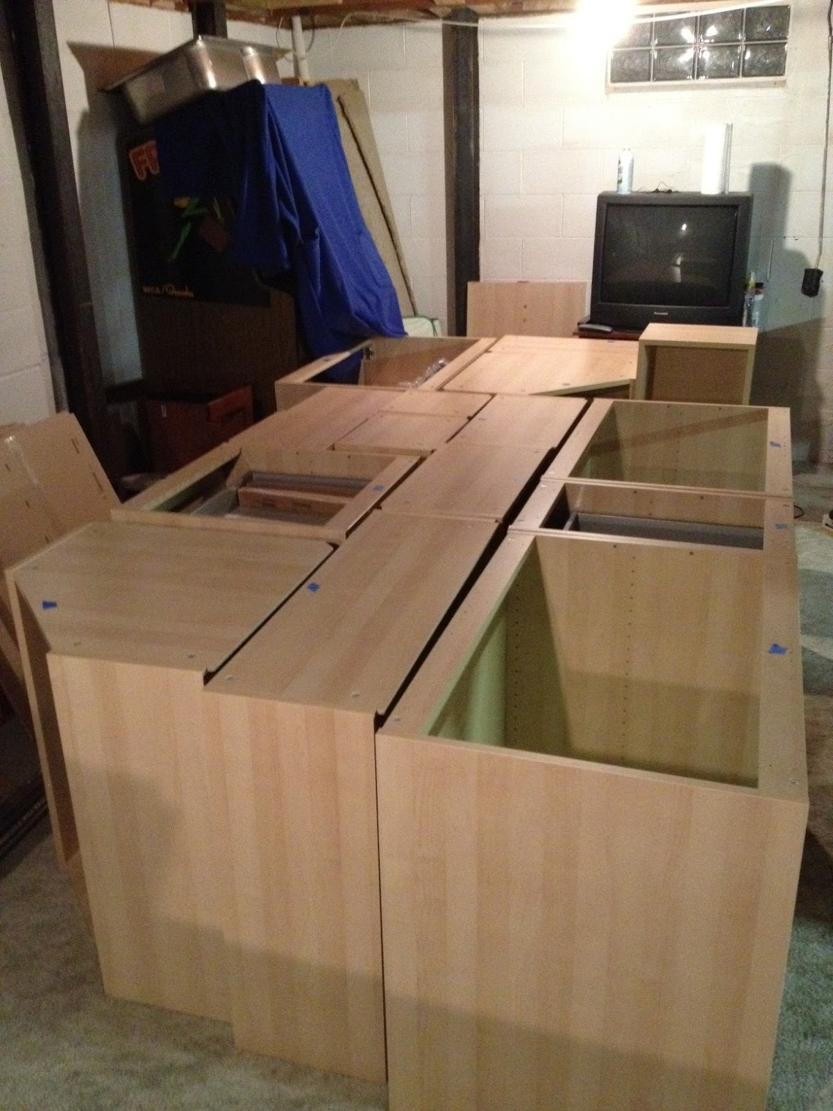 ikea kitchen cabinet construction our ikea kitchen cabinet building part 2 17614