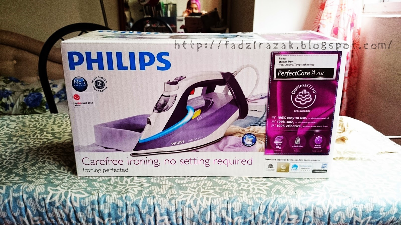 Phillips PerfectCare Azur
