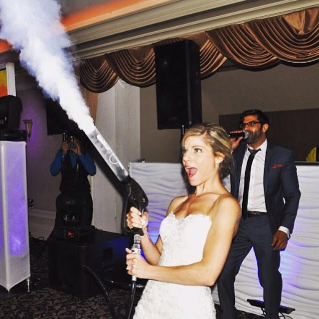 Create your own Special Effects at your next party or event with CryoFX®