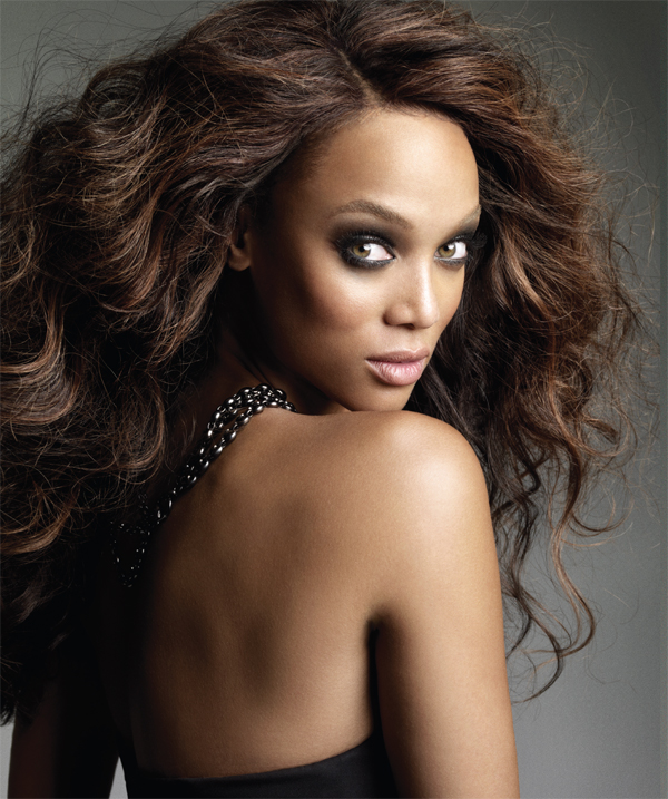 Tyra Banks On The Runway: Tyra Banks (Hamptons Magazine 2009)