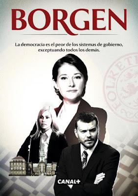 Borgen (TV Series) S03 DVD R2 PAL Spanish