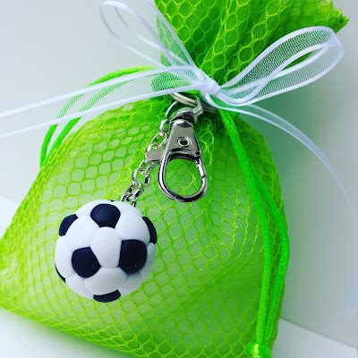 bomboniera calcio fimo alberta bijoux