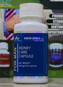 Kidney Care Capsule For Man