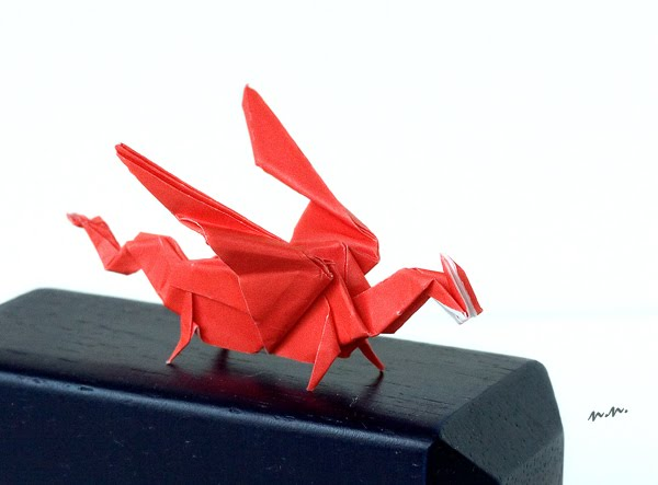 Origami] Knockout How To Make Origami Pikachu: ancient dragon ... | 443x600