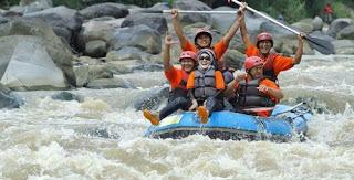 Paket Wisata Jogja 1 Hari   Rafting Sungai Elo