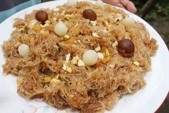 Village Food | Delicious Jorda semai for Eid festival